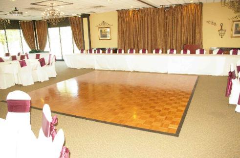 Dance floor for 12 by 12 dance floor